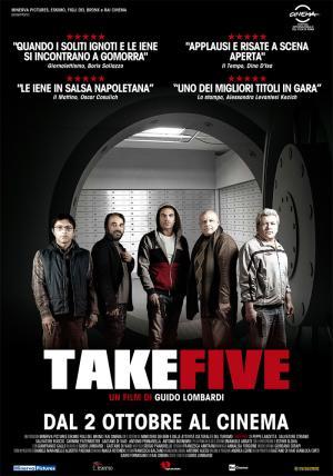 Take Five dal 2 ottobre al cinema