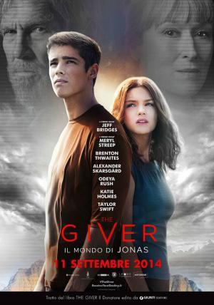 The Giver - Il mondo di Jonas dall 11 settembre al cinema