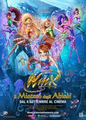 Winx Club: Il mistero degli abissi dal 4 settembre al cinema