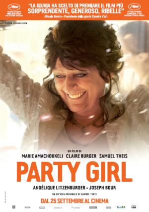 Party Girl dal 25 settembre al cinema