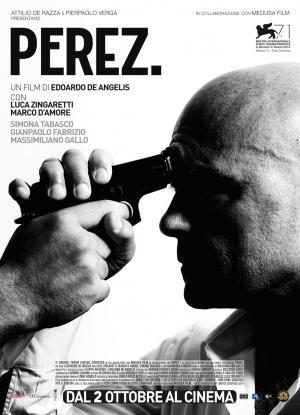 Perez. dal 2 ottobre al cinema