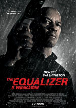 The Equalizer - Il vendicatore dal 9 ottobre al cinema