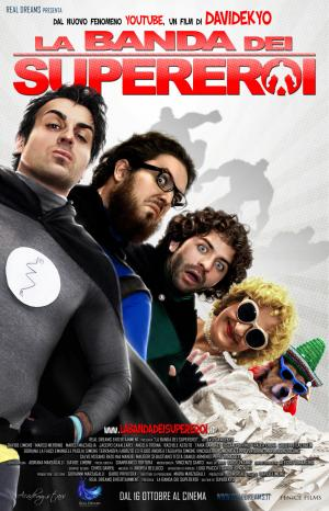 La banda dei supereroi dal 16 ottobre al cinema