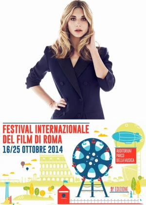 Nicoletta Romanoff alla conduzione del Festival Internazionale del Film di Roma