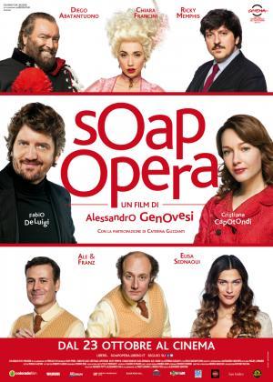 Soap Opera dal 23 ottobre al cinema