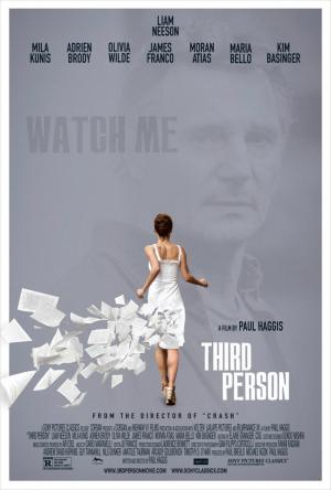 Third Person dal 23 ottobre al cinema