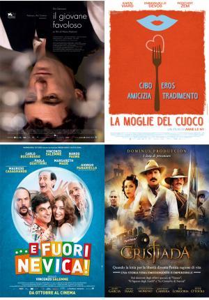 Weekend al cinema dal 18 ottobre con NotizieCinema.it