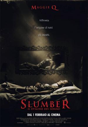 SLUMBER IL DEMONE DEL SONNO dall 1 febbraio al cinema