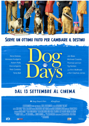 DOG DAYS dal 13 settembre al cinema
