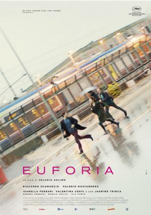 EUFORIA dal 25 ottobre al cinema