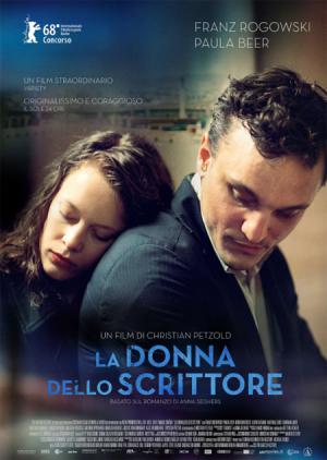 LA DONNA DELLO SCRITTORE dal 25 ottobre al cinema