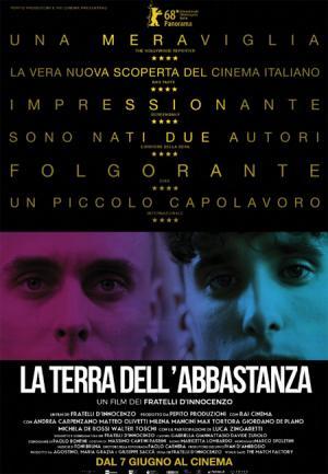 LA TERRA DELL ABBONDANZA dal 7 giugno al cinema