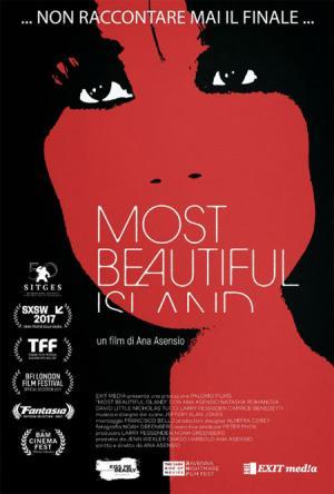 MOST BEAUTIFUL ISLAND dal 16 agosto al cinema