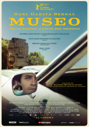 TRAMA MUSEO - FOLLE RAPINA A CITTÀ DEL MESSICO dal 31 ottobre al cinema