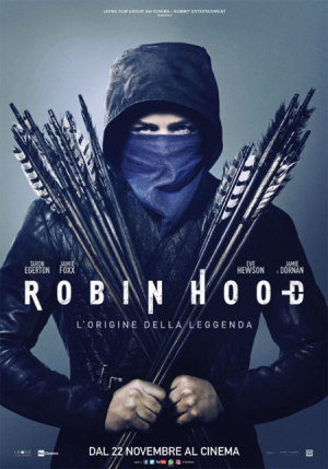 ROBIN HOOD dal 22 novembre al cinema