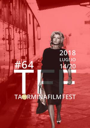 Taormina FilmFest 14 / 20 luglio 2018 64a edizione