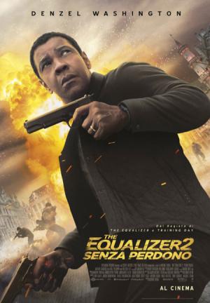 THE EQUALIZER 2 dal 13 settembre al cinema