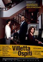 Villetta con ospiti a